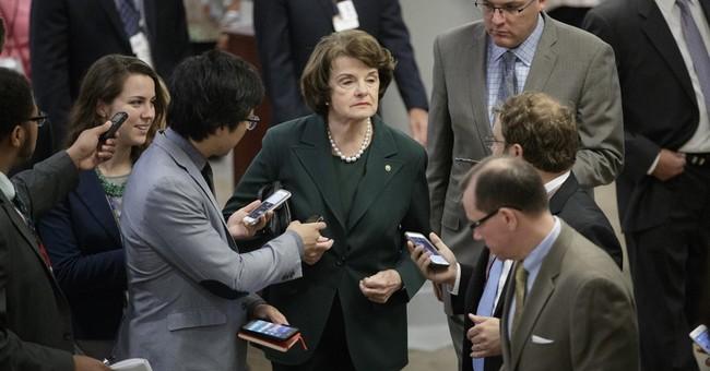 No retirement talk from Dianne Feinstein, oldest US senator
