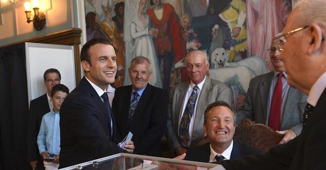 President Macron's party dominates French parliamentary vote