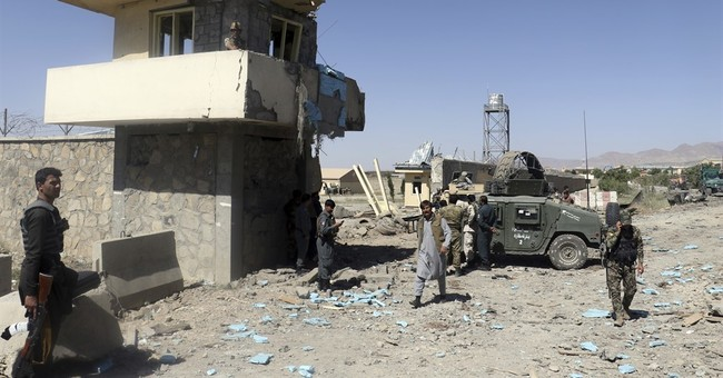 Taliban storm Afghan police compound, kill 5 police