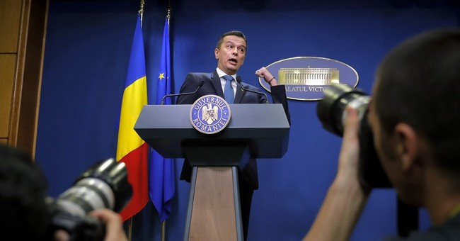 Romania's ruling party goes to Parliament to remove premier