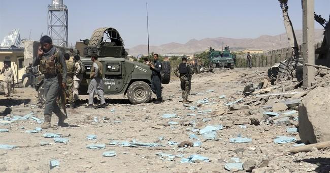 Taliban storm Afghan police compound, kill 5 police
