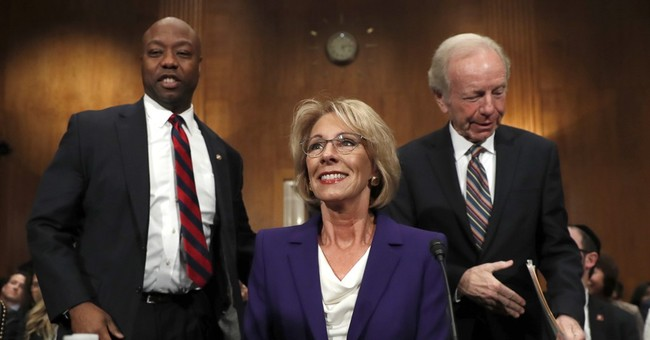 DeVos: Won't dismantle public schools as education secretary