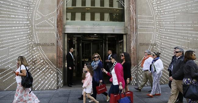 Tiffany feels the Trump effect on 5th Avenue