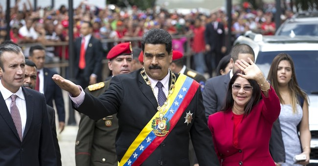 Venezuela's President: Trump won't be worse than Obama