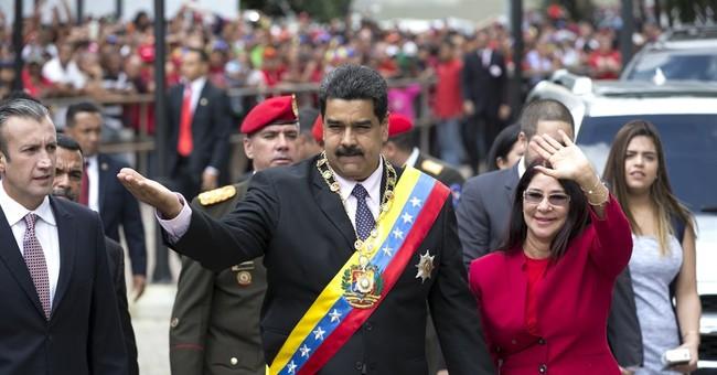 Venezuela's President: Trump won't be worse than Obama