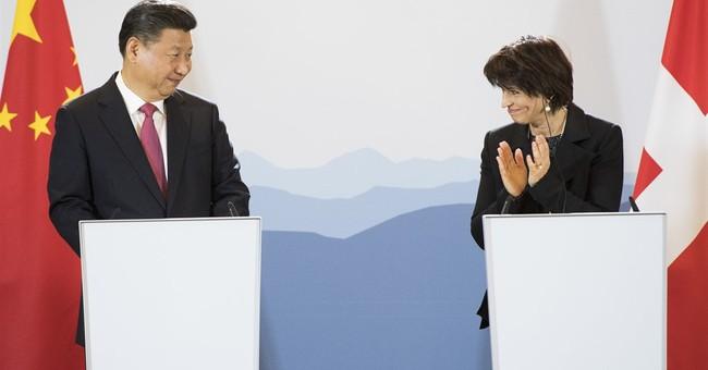 As US looks inward, China seeks a lead role on world stage