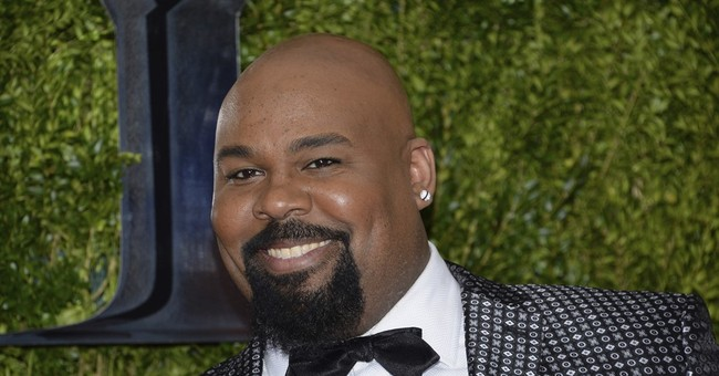 'Aladdin' star James Monroe Iglehart switches to 'Hamilton'
