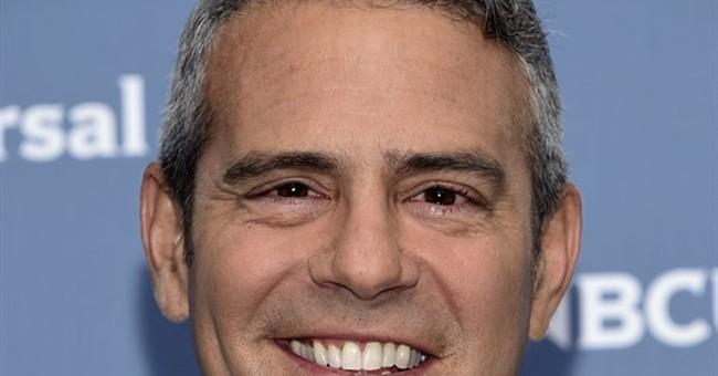 Andy Cohen's near-clash: Joan Rivers, Maksim Chmerkovskiy