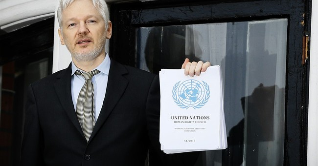 WikiLeaks' Julian Assange retreats from extradition pledge