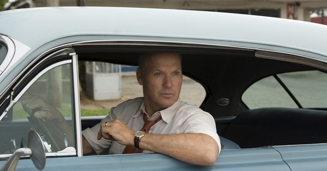 Review: In 'The Founder,' cutthroat big business, supersized
