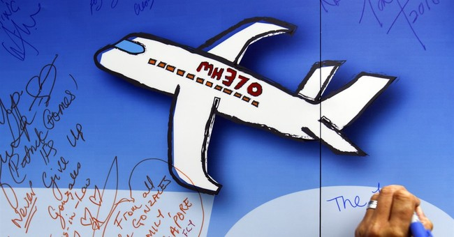 Key numbers in the mystery of Malaysia Airlines Flight 370