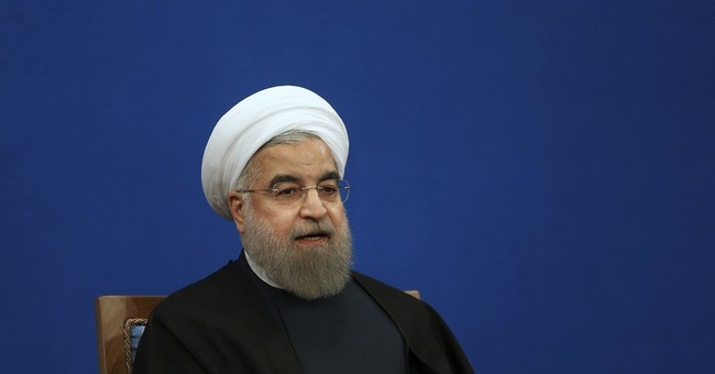 Iran says Trump's talk on nuclear deal is 'mainly slogans'