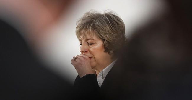 So long, single market: Highlights of UK PM's Brexit speech
