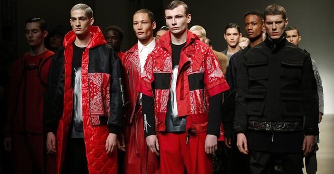 Armani as furry wrapper-in-chief for Milan menswear season