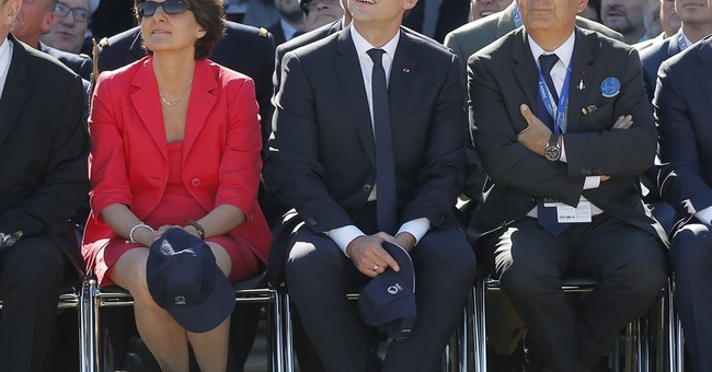 Emmanuel Macron's defense minister resigns over scandal