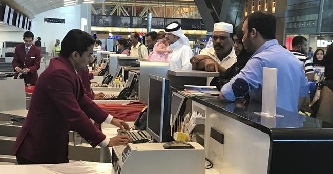 The Latest: EU backs Kuwaiti efforts to end Gulf crisis