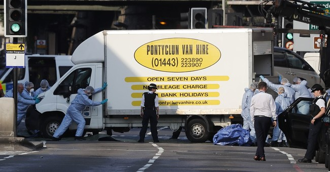 The Latest: 7 still hospitalized after London mosque attack
