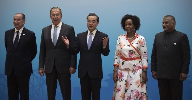 BRICS meeting highlights climate change, trade, terrorism