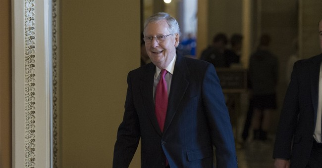 McConnell says GOP getting ready for Senate health care vote