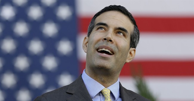 George P Bush seeks re-election as Texas land commissioner