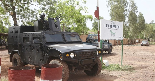 Al-Qaida-linked militants staged Mali resort attack; 5 dead
