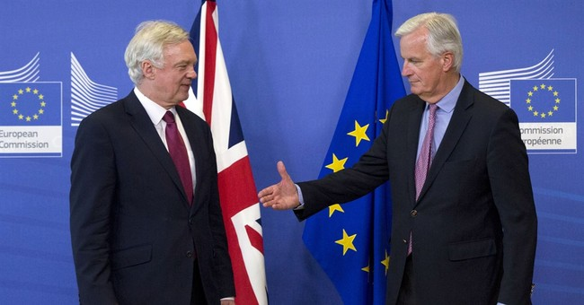 And so it begins: Brexit talks to focus 1st on orderly exit