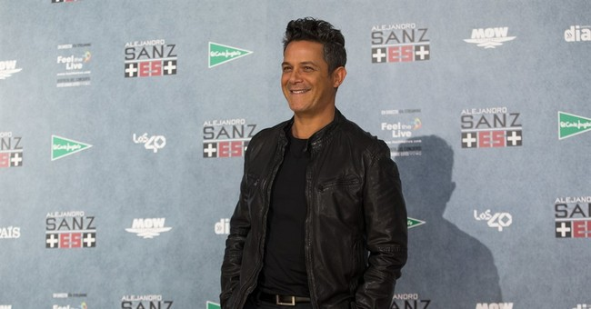 Alejandro Sanz named Latin Grammy Person of the Year