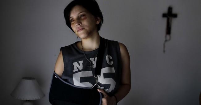 AP PHOTOS: Portraits of Argentine victims of gender violence