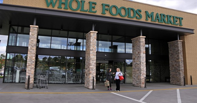 Whole Foods CEO Says Amazon Connection Was 'Love at First Sight'