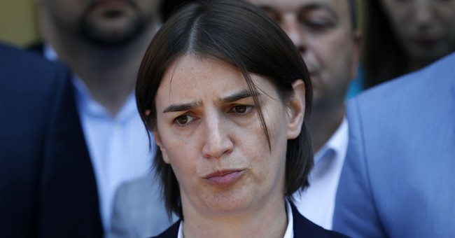 Serbia ruling party gathers support for proposed gay PM