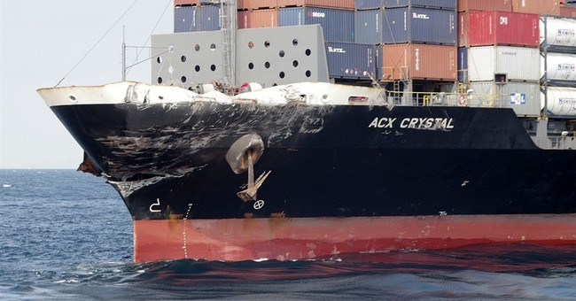 AP PHOTOS: 7 dead, heavy damage to US Navy ship in collision