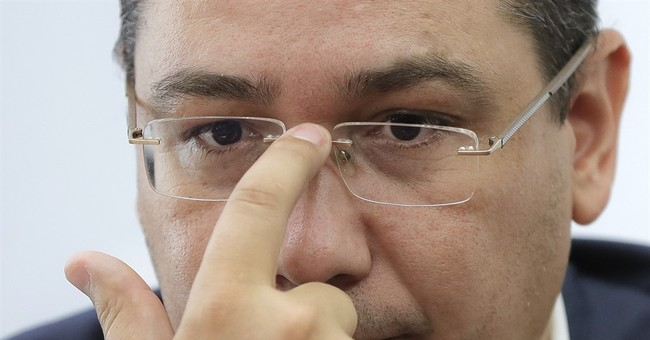 AP Interview: Ponta to Romania lawmakers: Don't oust premier