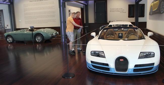 Car lovers' Newport: 2 museums highlight design on wheels