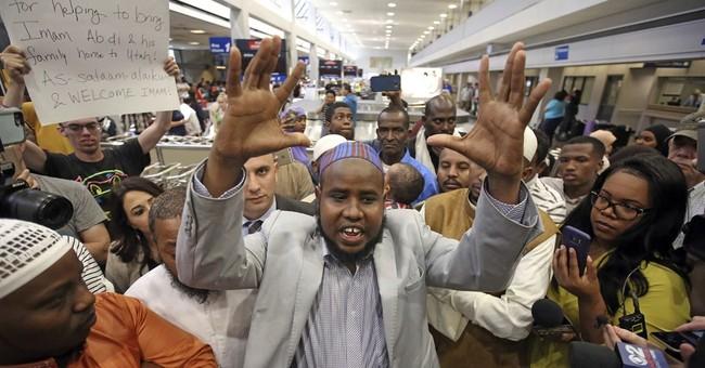 Utah Muslim leader blocked from flying returns to US home
