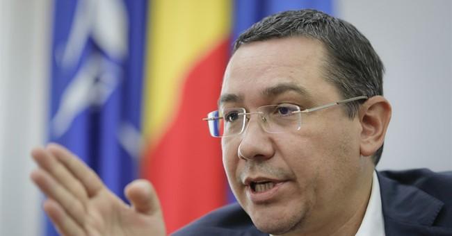 AP Interview: Ponta to Romania lawmakers: Don't oust premier