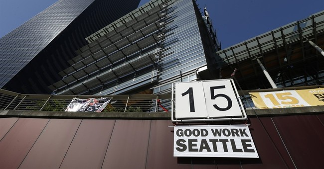 APNewsBreak: Study: Seattle minimum wage hasn't cut jobs