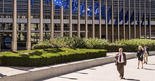As Brexit talks begin, Europe sees economic upswing over UK
