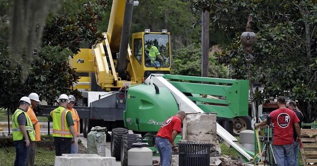 After public outcry, Florida city moves Confederate statue