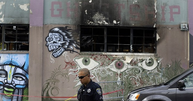 Report details death, panic in Oakland warehouse fire