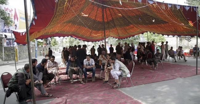 Taliban kill 8 Afghan guards working at US base;