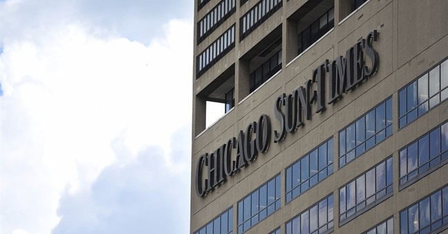 Ex-Chicago politician, labor unions bid for Sun-Times