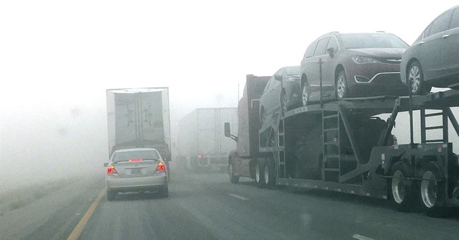 Pileup during blinding dust on New Mexico highway kills 6