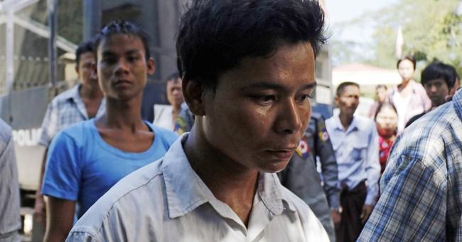 Myanmar court gives exorcist death for killing 3 children