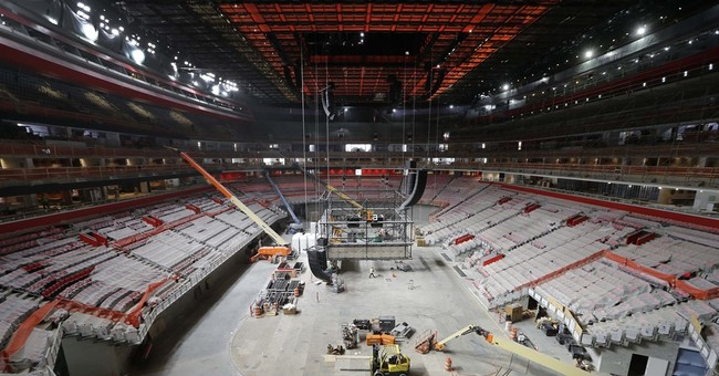 Judge denies request to block funding tied to Detroit arena