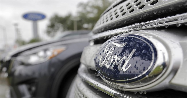 Ford to move Focus production to China, sees no US job loss