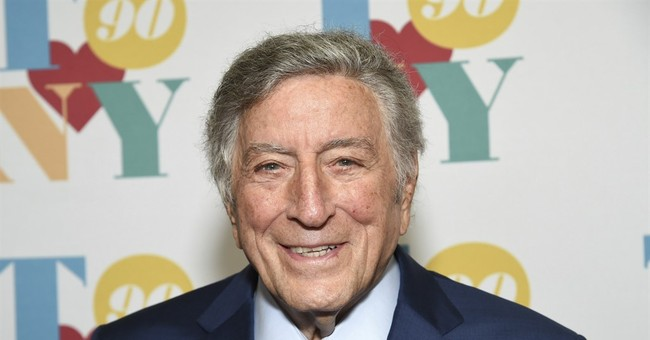 Tony Bennett receives Gershwin prize from national library