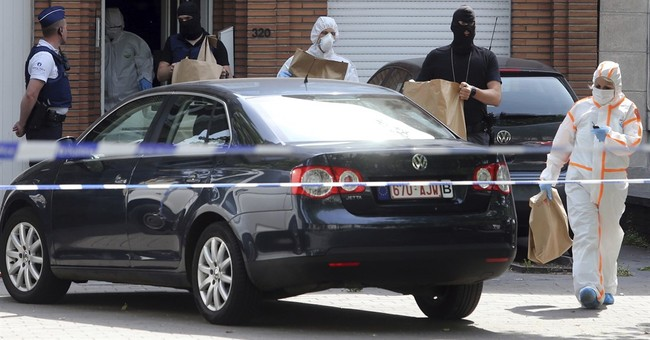The Latest: Officials: Brussels attacker sympathized with IS