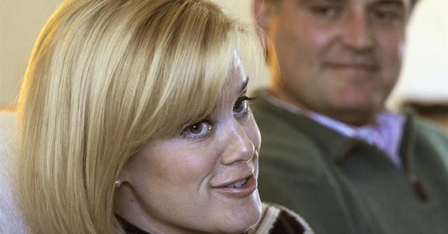 APNewsBreak: Congressman's wife works part-time in $240K job
