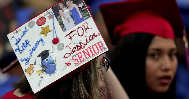 Times Square car crash victims graduate from high school