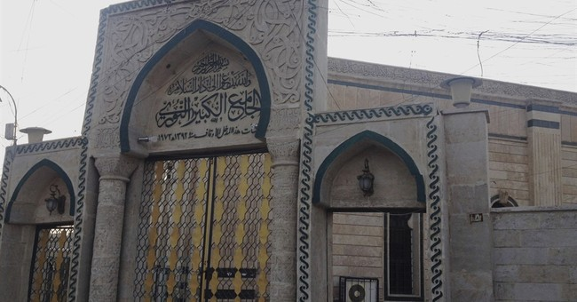 IS destroys iconic al-Nuri mosque in Mosul
